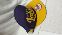 Vintage Lakers hat never worn.