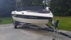 Bateau Stingray 2009 195lr open deck
