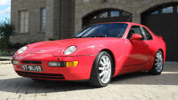 1992 Porsche 968 Coupe (2 door)