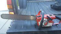 CHAINSAWS FOR SALE/TRADES