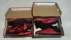 Selling jordans and Nike Air Max shoes