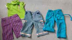 Summer pants and Capri's 18 months London Ontario image 1