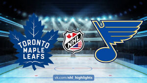 Great deals on Leafs vs Blues Saturday October 20th