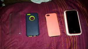 I phone 5c and Samsung Galaxy s3