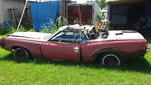 Complete car 1968 Cougar $1000 OBO Parts only