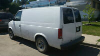 $1300 FIRM - 1999 GMC Safari Minivan, Van