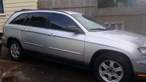Anyone interested in a 04 Chrysler pacifica 2000 obo
