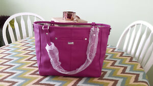 Brand new Thirty One Townsfair Reversible Tote
