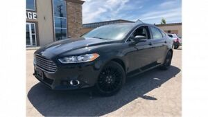 2014 Ford Fusion SE  Navigation| Leather| Alloys