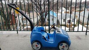 Step2 Whisper Ride 2 Buggy - Blue