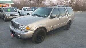LINCOLN NAVIGATOR 4X4 *** FULLY LOADED  *** CERTIFIED $5995