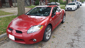 2008 Mitsubishi Eclipse Coupe (2.4L) - 9000 OBO. Need Gone ASAP.