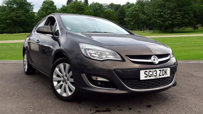 2013 Vauxhall Astra 1.6i 16V SE 5dr Manual Petrol Hatchback
