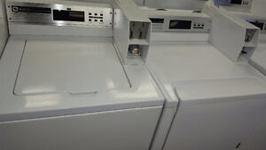 COIN OPERATED WASHERS AND DRYERS MAYTAG