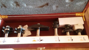 1/2 inch Shank Dimar Cabinet Making Router Bits