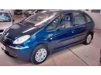 Citroen Xsara Picasso 1.6HDi 110hp ( FAP ) Desire 2 owners from new