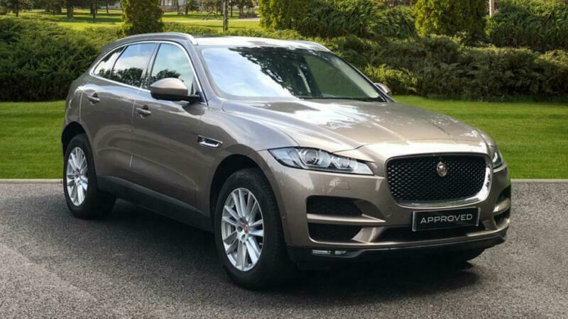 2017 Jaguar F Pace 2 0d Portfolio 5dr Awd Priva Automatic Diesel Estate In Woodford London Gumtree