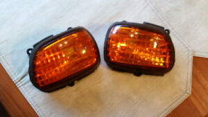 PAIR OF TURN SIGNAL LAMPS 2003 GOLDWING