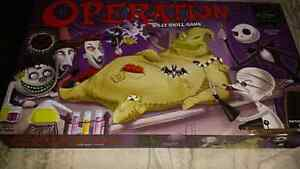 Nightmare Before Christmas Operation Board Game! Peterborough Peterborough Area image 1