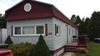 St-Joseph-sur-le-lac Maison mobile à louer