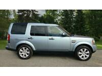2013 Land Rover Discovery 3.0 SDV6 255 HSE Auto Meridia Automatic Diesel 4x4