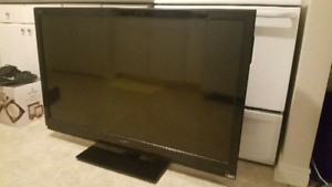 "Sony Bravia 52"" Flat screen TV"
