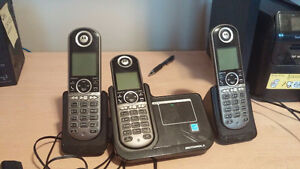 Cordless phones and answering machine