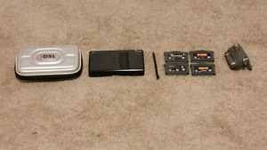 Nintendo DS Lite w/ 4 games and case!