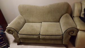 Two love seat couches Cambridge Kitchener Area image 2