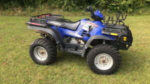 LOOKING FOR A 2004 POLARIS SPORTSMAN 400