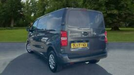 2020 Vauxhall Vivaro 2.0 Turbo D 3100 Sportive L1 H1 EU6 (s/s) 5dr Panel Van Die