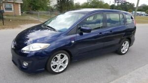 2009 Mazda-5   GT .  minivan, ONLY 110.000Kms ,$6600,-