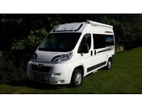 AUTOSLEEPER STRATFORD 2 BERTH MOTORHOME. JUST 12,250 MILES IN BIANCA WHITE.