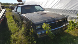 1985 Buick Regal T-Type (Grand National Family)