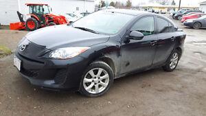 2013 Mazda Mazda3 Sedan (((SPECIAL $7,995.00)))