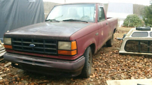 1989 Ford Ranger/Parts Truck