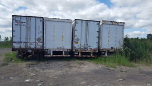 4 TRAILERS 53 FEET FOR RENT CHATEAUGUAY