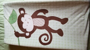 Diaper Change Pad and Cover for Sale