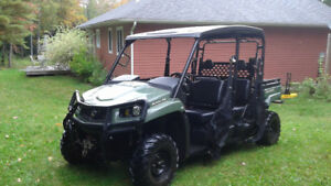 2015 John Deere Gator Side by side