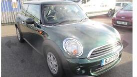 2012 MINI Hatch 1.6 One D Avenue 3dr