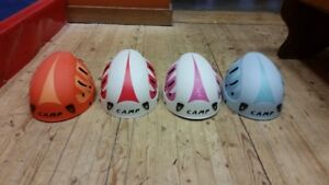 CAMP Armour Kid's and Lady's Rock Climbing Helmets