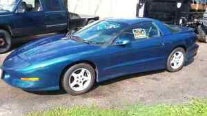 95 trans am fire hawk