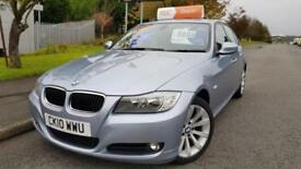 2010 10 BMW 3 SERIES 2.0 318D SE BUSINESS EDITION 4D 141 BHP DIESEL BLUE