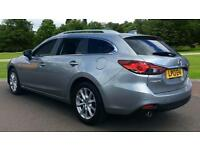 2013 Mazda 6 2.2d SE-L Nav 5dr Manual Diesel Estate