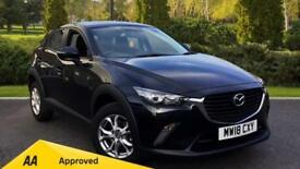 2018 Mazda CX-3 1.5d SE Nav 5dr Manual Diesel Hatchback