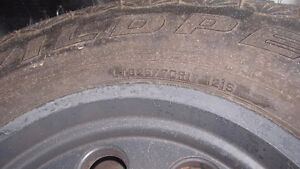 35 inch tires and wheels Peterborough Peterborough Area image 4
