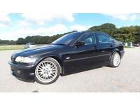 2001 BMW 3 SERIES 3.0 330I SPORT 4D AUTO 228 BHP
