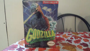 Godzilla 1984 video game appearance mint condition