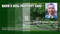 Pre spring cleanup. David's Reel Property Care
