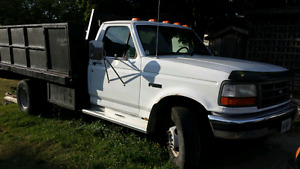 1997 Ford Super Duty Truck